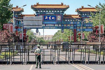 El nuevo brote de Covid-19 que ha borrado la «nueva normalidad» de Pekín