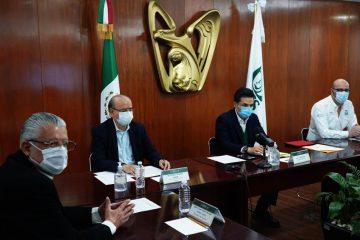 Anuncian beneficios para trabajadores del IMSS que enfrentan la emergencia sanitaria por Covid-19