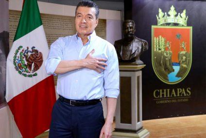 Exhorta Rutilio Escandón a respetar y apoyar a héroes y heroínas que combaten la pandemia