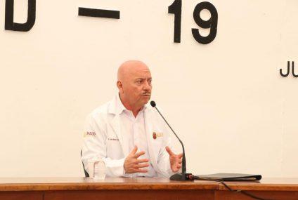 Chiapas registra 2 mil 032 casos acumulados y 146 defunciones