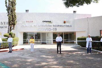 Reconoce Bonilla Hidalgo invaluable labor del personal médico ante COVID-19