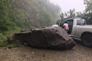Lluvias provocan deslaves en Tapachula