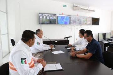 Confirma Protección Civil 12 deslaves por lluvias en Chiapas
