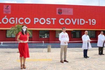 Inaugura Rutilio Escandón Centro de Rehabilitación Psicológica Post COVID-19