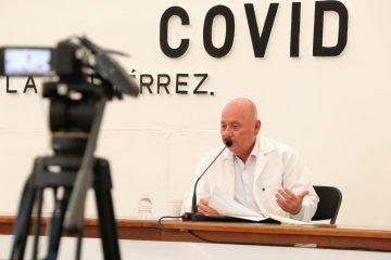 217 pacientes de COVID-19 recuperados en las últimas 24 horas
