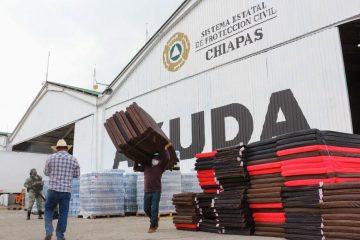 PC mantiene entrega de ayuda humanitaria a familias afectadas por tormentas tropicales