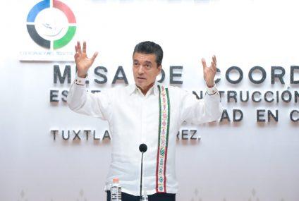 En mi gobierno, la policía está al servicio del pueblo y no de particulares ni funcionarios: Rutilio Escandón