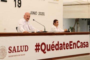 Chiapas registra 258 defunciones por Covid-19
