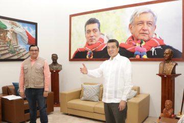 Con respaldo de AMLO, Chiapas tendrá 14 universidades gratuitas y con becas: Rutilio Escandón