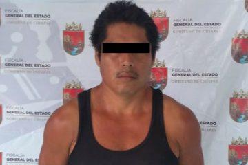 Detiene FGE a responsable de homicidio cometido en 2004 en Palenque: Llaven