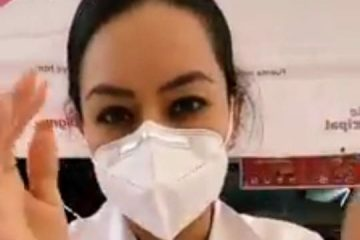 Funcionaria municipal se burla de la pandemia en TIK-TOK
