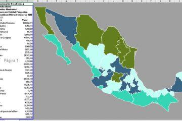 Por Covid-19, Chiapas recibe el T-MEC con una caída de más de 50% en inversiones y exportaciones