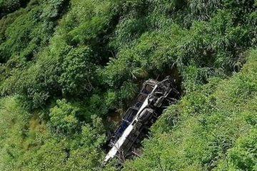 Investigan accidente de transito en el tramo Arriaga-Cintalapa