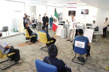 Reconoce Rutilio Escandón trabajo de Marcelo Ebrard para proyectar a México en el mundo