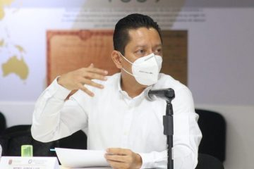 Reconoce Llaven coordinación de la Mesa de Seguridad para lograr la paz en Chiapas