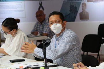 La Mesa de Seguridad focaliza acciones en el bienestar de las y los chiapanecos: Llaven