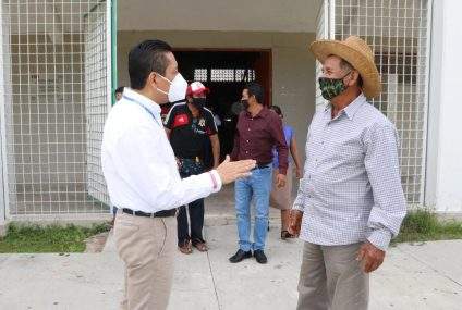 Reconoce Llaven compromiso de campesinos para salvaguardar el patrimonio ecológico de Chiapas