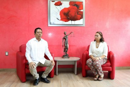 Reconoce Llaven aportaciones de las y los abogados chiapanecos en las transformaciones sociales y políticas de Chiapas y México