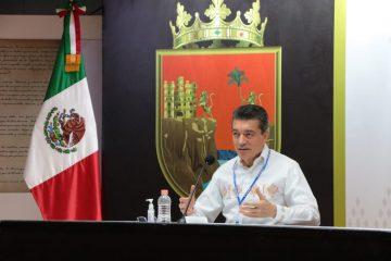 Ante COVID-19, destaca Rutilio Escandón labor del personal de salud y actitud responsable del pueblo