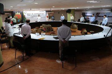 En 24 horas, Chiapas registra 49 altas de personas que han superado al COVID-19: Rutilio Escandón