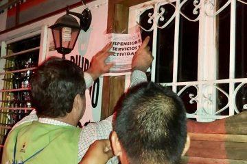 Operativo COVID-19 en bares y cantinas previene delitos y contagios: Llaven Abarca