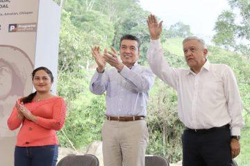 Aplaude Rutilio Escandón iniciativa del presidente AMLO de bajar impuestos en el sur-sureste