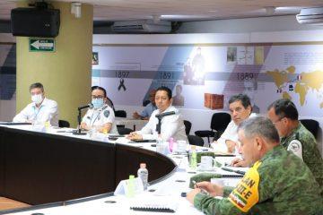Encabezará Llaven Mesas Regionales de Seguridad en Chiapas