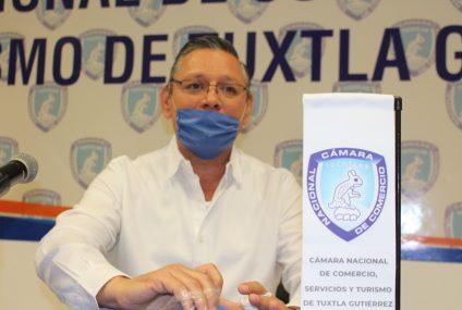 Con negocios virtuales Canaco Tuxtla promueve la reactivación económica