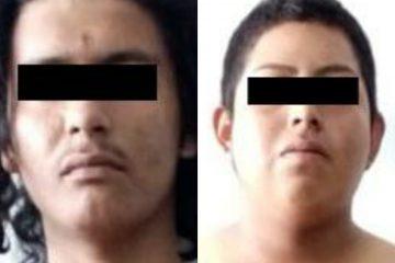 Detenidos por pandillerismo en Palenque