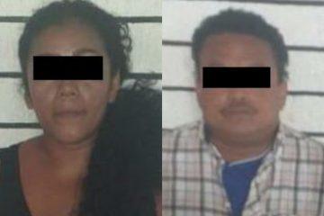 Detenidos por secuestro de menores en Villa Comaltitlan