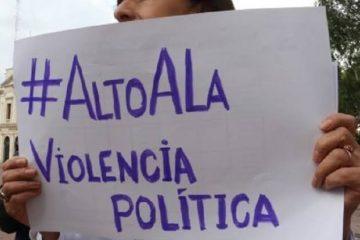 Urgente erradicar la violencia política contra las mujeres: Magistrada