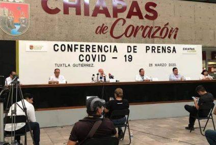 Chiapas, con altas agresiones a activistas y periodistas en tiempos de COVID-19