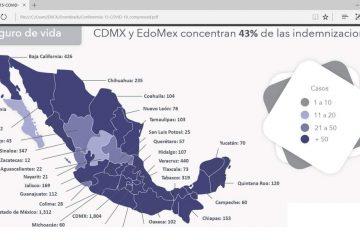 En Chiapas Covid-19 cuesta a aseguradoras más de 30 MDP
