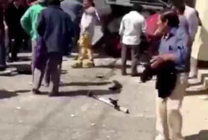 Comunicado del IMSS sobre accidente en Oxchuc, Chiapas