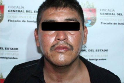 Detiene FGE a presunto integrante de Barrio 18 por robo con violencia