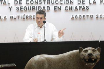 Chiapas registra 4 mil 91 pacientes recuperados de COVID-19: Rutilio Escandón