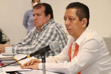 Encabeza Fiscal General Mesa de Seguridad Regional en Villaflores