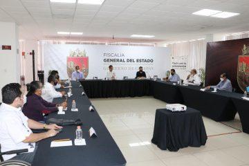 Reconocen sectores productivos procuración de justicia en Chiapas