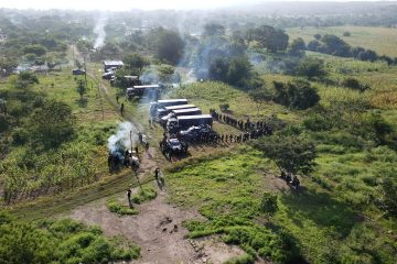 En Chiapas se han recuperado 39 mil 520 hectáreas invadidas: Llaven Abarca