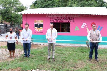 Escuelas de Chiapas recibirán boletos para participar en rifa del avión presidencial: Rutilio Escandón