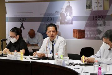 Juntos sociedad y gobierno construimos un Chiapas en paz y seguro: Llaven