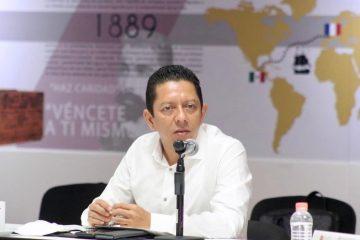 Mesa de Seguridad garantiza la paz y la protección del patrimonio ambiental de las y los chiapanecos: Llaven Abarca
