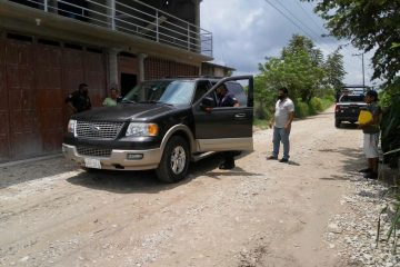 Continúa FGE Operativo Antipandillas en Palenque