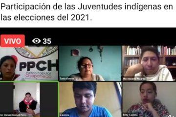 """El Partido Popular Chiapaneco """"PPCH"""",  presente en el  """"Gran Conversatorio"""" En la Participación de las Juventudes Indígenas."""