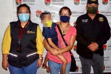 Localiza FGE en Chiapas a menor extranjero sustraído en Estados Unidos