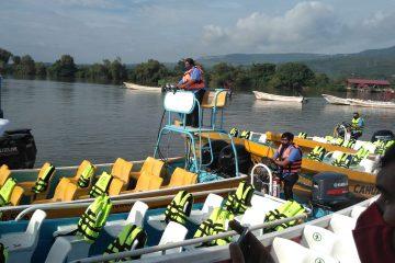 Registran pocos turistas en embarcaciones de Chiapa de Corzo