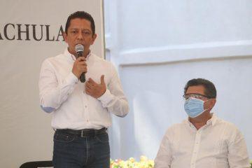 Desde Tapachula Llaven invita a ciudadanía a hacer uso responsable de la plataforma tecnológica C5 Escudo Urbano