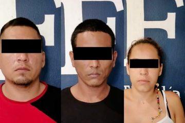 Obtiene FGE  vinculación a proceso en contra de tres implicados en homicidios en Cacahoatán