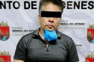 FGE ubica y detiene a decimoctavo objetivo prioritario en materia de secuestro; era buscado desde 2009