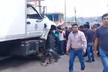 Liberan a retenidos en Huixtán; IMSS cubrirá la totalidad de los daños